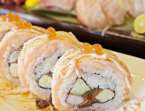 【好食分享】竹北新開幕 和月日本料理,新鮮平價打卡送你吃黑鮪魚腹生魚片歐