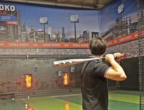 【樂活分享】新竹新開幕,大魯閣棒壘球打擊場(湳雅館)甜蜜媽咪的棒球初體驗