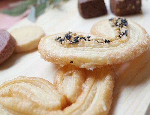【好食分享】香貝里手工餅乾 Chambery Cookies 彌月禮盒推薦 ,超厲害的蝴蝶酥曲奇