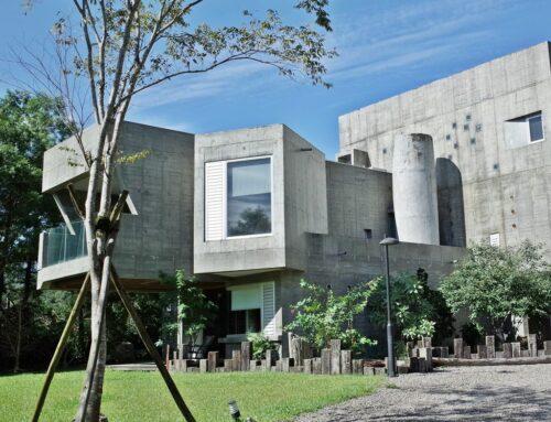 【旅遊分享】礁溪住宿宜蘭有朋會館villa民宿,體現空間一泊二食 放鬆在當代藝術中的人文氣息