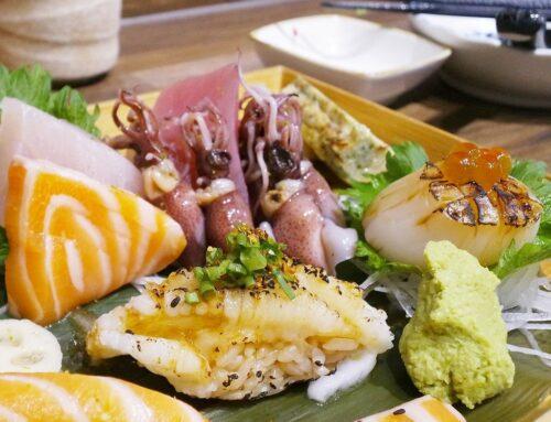 【美食分享】新竹竹北日式料理推薦,饕客必吃 鮨小月壽司,海味對決無菜單料理、壽司、丼飯