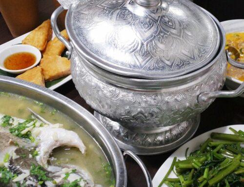 【美食分享】新北市三重區,捷運菜寮站,多訪聚餐美食必推,CP值超高的道地泰式料理,暹羅廚房