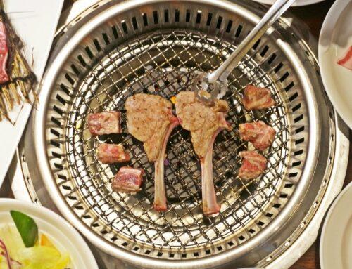 【好食分享】新竹竹北燒肉美食推薦,尼庫燒肉美食饗宴,雙人套餐A5和牛,公司聚餐、約會好去處