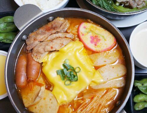 【好食分享】新竹平價美食餐廳推薦,丼飯店部隊鍋再次上線,秋冬涼涼來吃鍋,白飯味增湯吃到飽