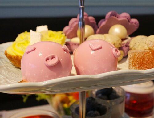 【好食分享】台北中山站下午茶推薦,春日甜Bistro Cafe 餐酒咖啡廳,藍帶主廚手作甜點(附菜單)